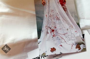 Milan Fashion Exhibition Artistic Fashion Dress