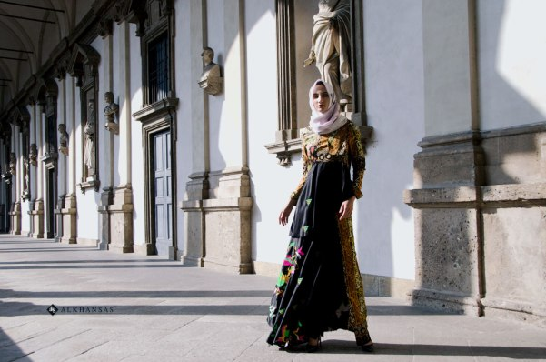 Batik Blouse and Dress for Party and Formal Events by ALKHANSAS Batik Collection